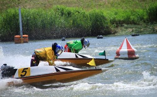 競艇ボート08