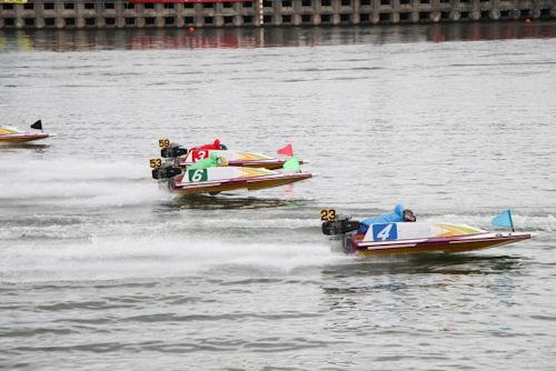 競艇ボート12