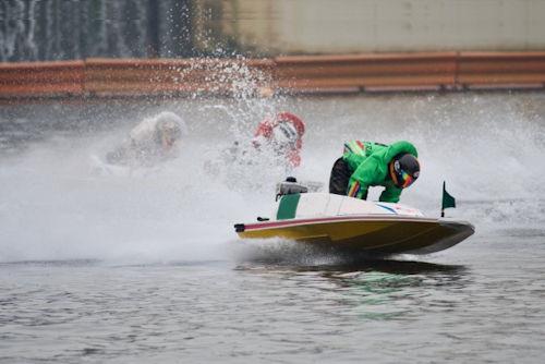 競艇ボート02