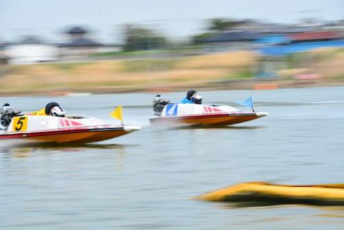 桐生 リプレイ レース ボート