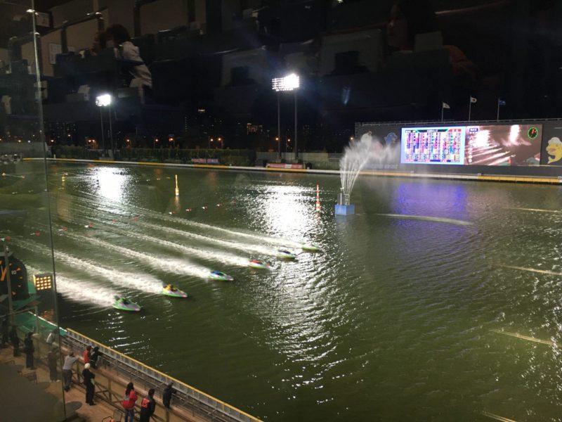 住之江競艇場の特徴